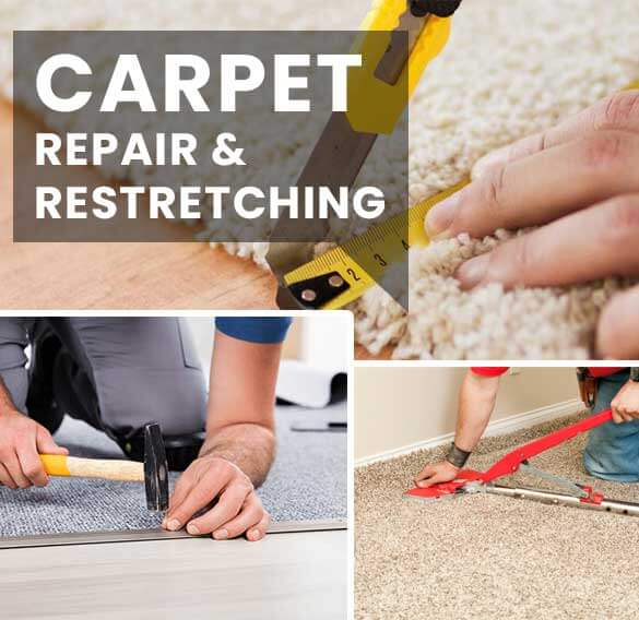 Carpet Repair and Restretching Melbourne