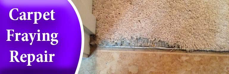 Carpet Fraying Repair