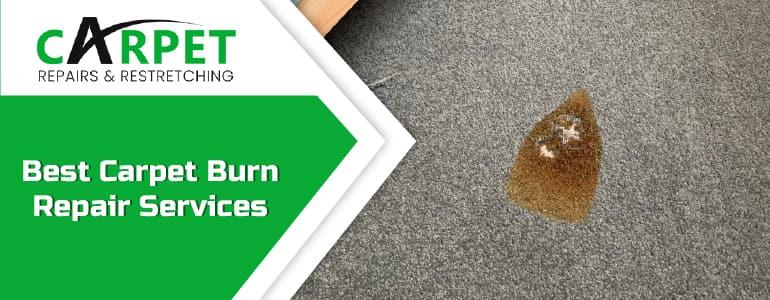 Best Carpet Burn Repair