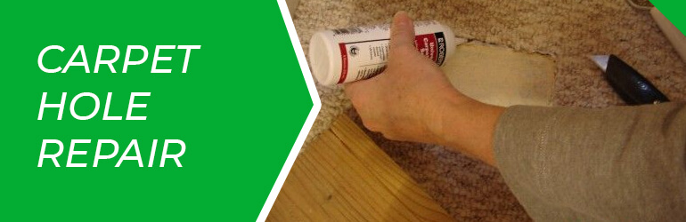 CARPET HOLE REPAIR CANBERRA