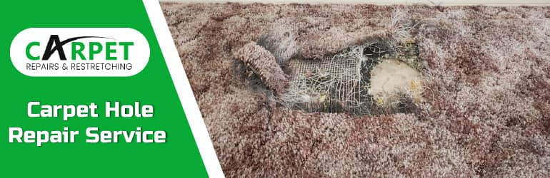 Carpet Hole Repair