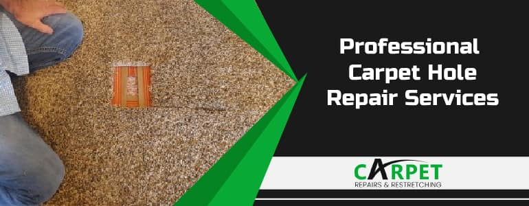 Carpet Hole Repair Service