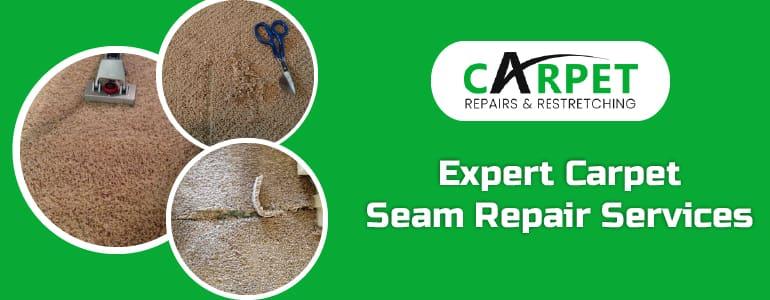 Carpet Seam Repair Service