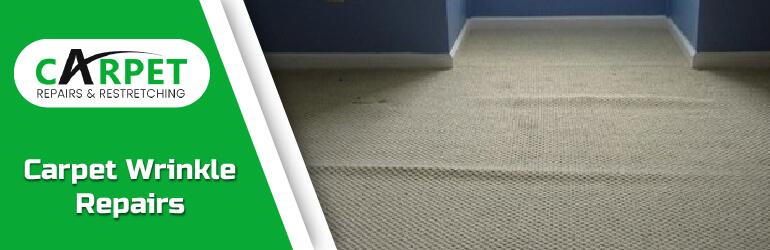 Carpet Wrinkle Repairs