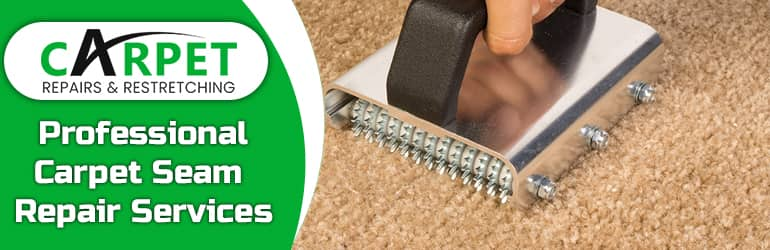 Professional Carpet Seam Repair